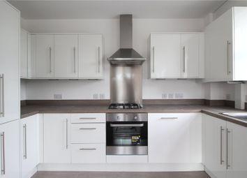 Thumbnail 1 bed flat for sale in Ensor House, 17 Corunna Avenue, Wellesley, Aldershot