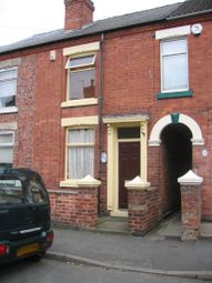 Thumbnail 2 bed terraced house to rent in Catherine Street, Alfreton