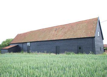 Thumbnail Land for sale in Valley Lane, Great Finborough, Stowmawrket, Suffolk