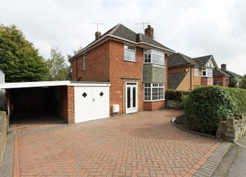 Thumbnail 3 bed detached house for sale in Carlton Road, Off Langer Lane, Chesterfield