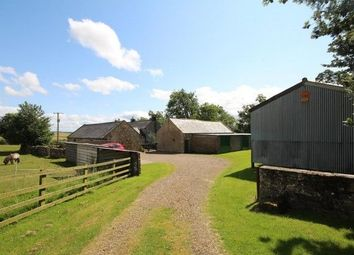Thumbnail 2 bed bungalow for sale in Elishaw Moor, Otterburn, Newcastle Upon Tyne