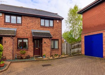 Thumbnail 2 bed end terrace house for sale in Haig Gardens, Gravesend