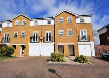 Thumbnail 4 bed town house for sale in Old Mill Place, Wraysbury, Staines