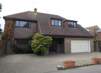 Thumbnail 4 bed property to rent in Belle Vue Road, Herne Bay
