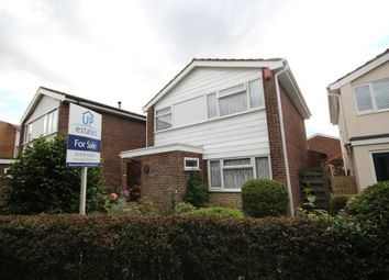 Thumbnail 3 bed detached house for sale in Chard Road, Binley, Coventry