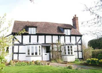 Thumbnail 3 bedroom detached house for sale in Much Marcle, Ledbury