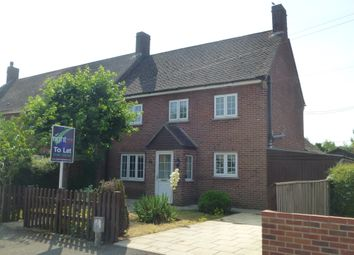 Thumbnail 3 bed end terrace house to rent in Van Diemans, Stanford In The Vale
