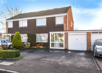 Thumbnail 3 bed semi-detached house for sale in Newberry Crescent, Windsor, Berkshire