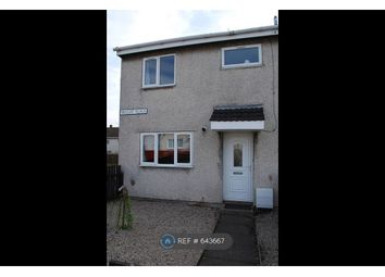 Thumbnail 3 bed end terrace house to rent in Meggat Place, Penicuik