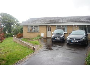 Thumbnail 3 bed detached bungalow for sale in Old Parish Road, Hengoed
