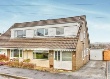 Thumbnail 3 bed semi-detached house for sale in Buttermere Road, Burnley, Lancashire, .