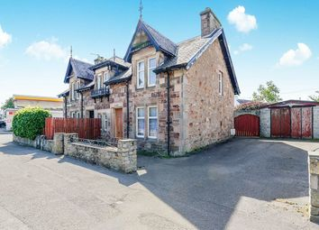 Thumbnail 4 bed semi-detached house for sale in Culcabock Road, Inverness