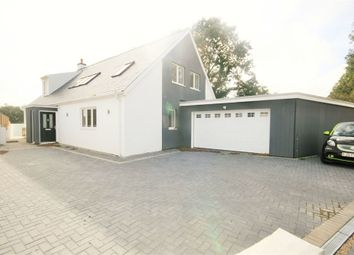 Thumbnail 4 bed detached house for sale in La Route D'ebenezer, Trinity, Jersey