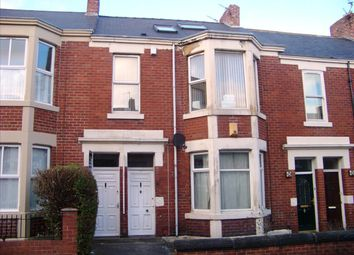 Thumbnail 5 bedroom maisonette for sale in Warton Terrace, Heaton, Newcastle Upon Tyne