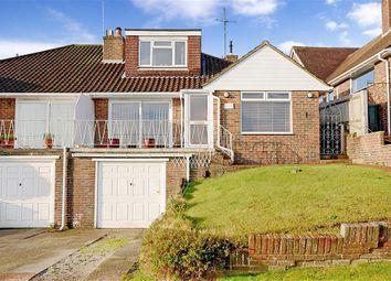 Thumbnail 4 bed semi-detached house for sale in Westdene Drive, Westdene, Brighton, East Sussex