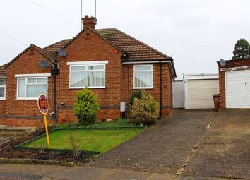 2 bed semi-detached bungalow for sale in Trevor Crescent, Duston, Northampton NN5
