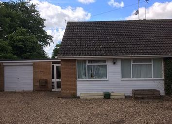 Thumbnail 3 bed bungalow to rent in Moorfields, Alcester, Alcester