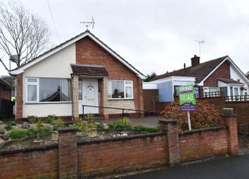 Thumbnail 2 bed bungalow for sale in Alder Close, Worcester, Worcestershire