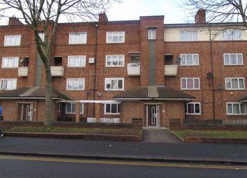Thumbnail 2 bed block of flats to rent in Bearwood Road, Bearwood, Smethwick