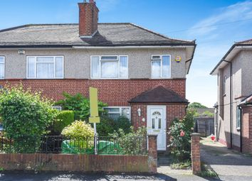 Thumbnail 3 bed semi-detached house for sale in Kenmore Crescent, Hayes
