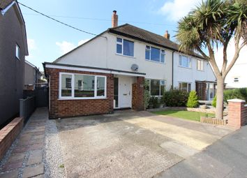 Thumbnail 3 bed semi-detached house for sale in Mongeham Road, Great Mongeham