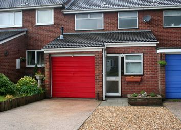 Thumbnail 3 bed terraced house for sale in Buxton Close, Newport