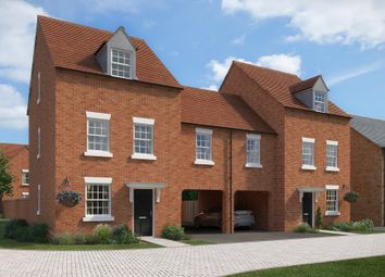 "Thumbnail 4 bed semi-detached house for sale in ""Clifton"" at The Leyes, Deddington, Banbury"