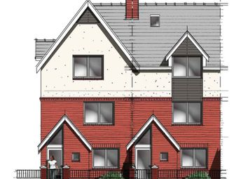 Thumbnail 4 bed terraced house for sale in The Arlington, Barrow-In-Furness