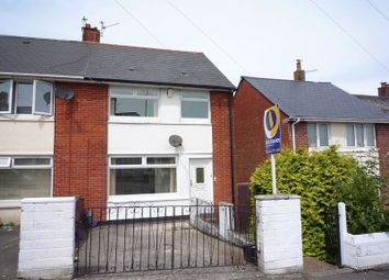 Thumbnail 3 bed semi-detached house for sale in The Rise, Barry