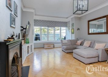 Thumbnail 3 bed flat for sale in Hornsey Lane, London