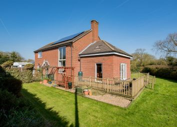 Thumbnail 4 bed detached house for sale in Hagnaby Road, Stickford, Boston