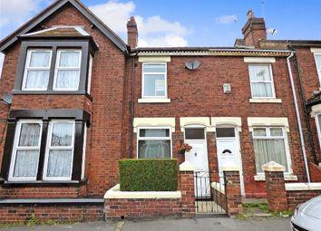 Thumbnail 2 bedroom terraced house for sale in Minster Street, Burslem, Stoke-On-Trent