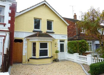 3 bed link-detached house for sale in Station Road East, Ash Vale, Aldershot, Surrey GU12