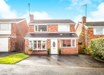 Thumbnail 4 bed detached house for sale in Hampton Crescent, Little Neston, Neston