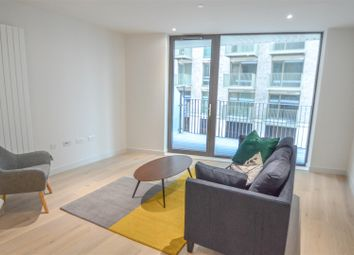 Thumbnail 1 bed flat to rent in Starboard Way, London