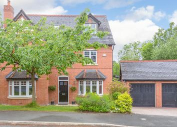 Thumbnail 5 bed detached house for sale in Trevore Drive, Standish, Wigan