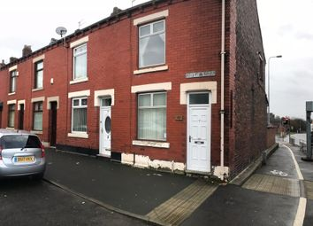 Thumbnail 2 bed end terrace house to rent in Wellington St, Chadderton