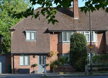 Thumbnail 3 bed semi-detached house for sale in West Barnes Lane, New Malden