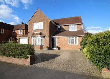 Thumbnail 4 bed detached house for sale in West Waye, High Wycombe