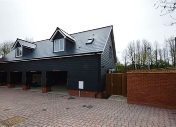 Thumbnail 1 bed maisonette to rent in Meadow Close, Canterbury Road, Chilham, Canterbury