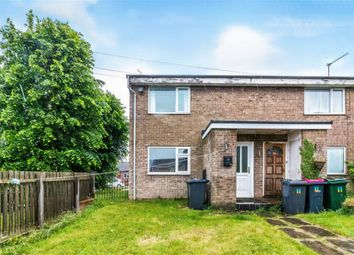 Thumbnail 1 bed flat for sale in Varley Gardens, Flanderwell, Rotherham