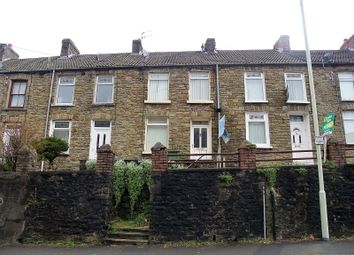 Thumbnail 3 bed terraced house to rent in Oxford Street, Pontycymer, Bridgend.