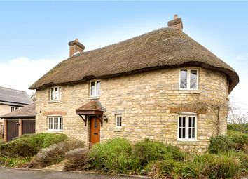 Thumbnail 4 bed detached house for sale in Old School Lane, Owermoigne, Dorchester, Dorset