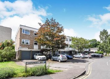 Thumbnail 2 bed flat for sale in Canterbury Way, Brentwood, Essex