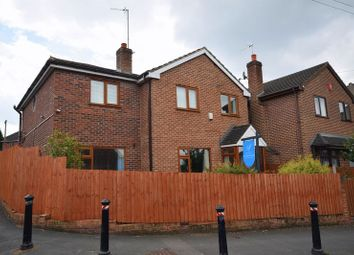 Thumbnail 4 bed detached house for sale in Bagnall Road, Milton, Stoke-On-Trent