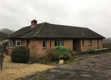 Thumbnail 3 bedroom detached bungalow to rent in Sidbury, Sidmouth
