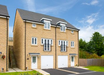 "Thumbnail 3 bed semi-detached house for sale in ""Whernside"" at North Dean Avenue, Keighley"