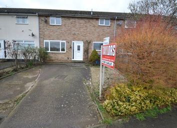 3 bed terraced house for sale in Whiteford Drive, Kettering, Northamptonshire, Na NN15