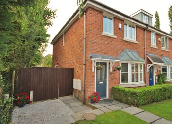 Thumbnail 3 bed semi-detached house for sale in Coppice Court, Heald Green