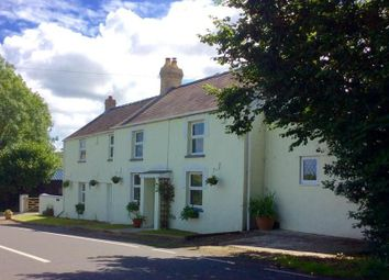 Thumbnail 4 bed farmhouse for sale in Llangoedmor, Llangoedmore, Cardigan, Ceredigion